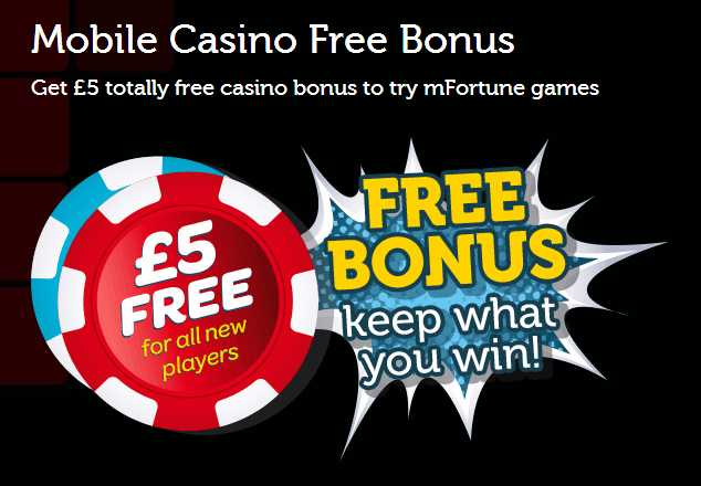 No deposit mobile casino bonus uk tips on slot machines in casinos