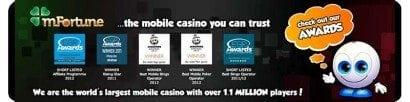 online mobile casino free bonus