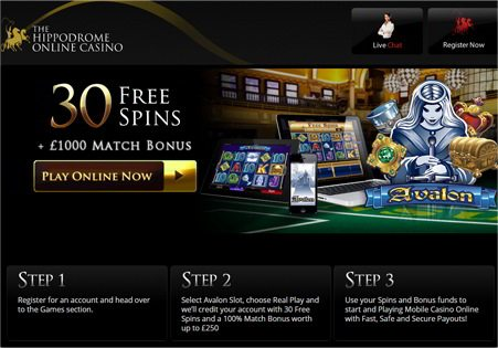 The UK's Most Iconic Casino is Now Available