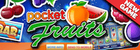 PocketWin NEW Fruit Machine Slots Game