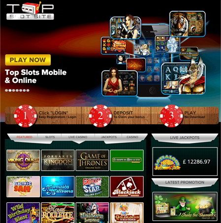 Top casino sites online