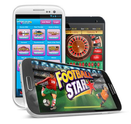 android casino slots games