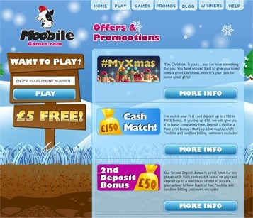 Try Your Luck Today on Moobile Games