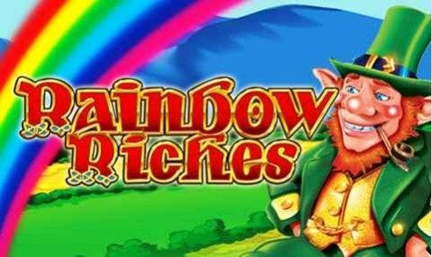 Slingo Rainbow Riches Slingo - Play for Free or Real Money