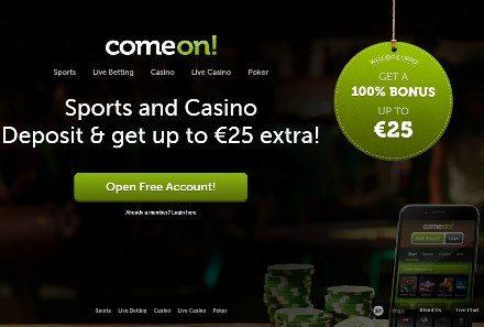 Sports & Casino Deposits