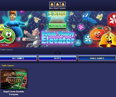 Bell Fruit Casino - Yes No Casino