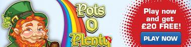 LadyLucks Slots Casino - Pots O Plenty