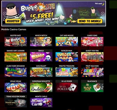 Payforit Casino – Online Casinos That Accept Payforit