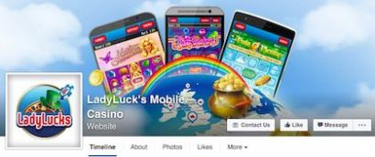 LadyLucks Online Casino Promo Codes