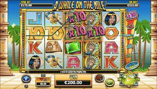 A While on the Nile Best Phone Slots Game