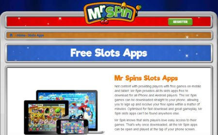 Slots Apps with Free Spins