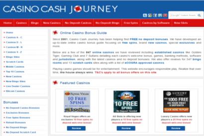 Cash journey casino beau casino hurricane katrina rivage