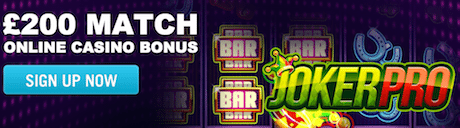Casino British Deposit Match