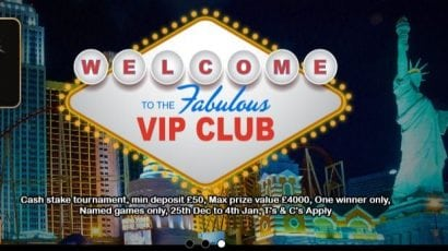 VIP Club Online Slots Free Sign Up