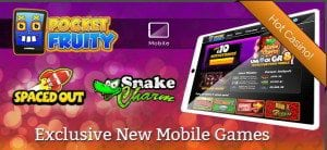 Exclusive Games with Mobile Slots Deposit by Phone Bill Features!