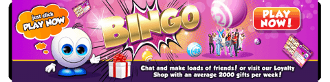 Play Mobile Bingo & Many More!
