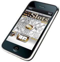 225 different mobile casino slots games!