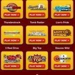 Mobile Slots with Progressive Jackpots!