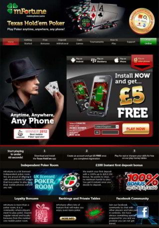 mobile casino deposit by sms