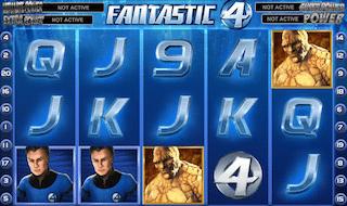 Fantastic 4 Mobile Slots