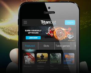 Titanbet SMS Casino