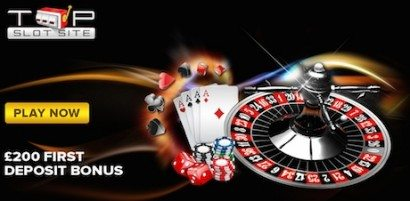 Top Slot Site No Deposit Casino Bonus