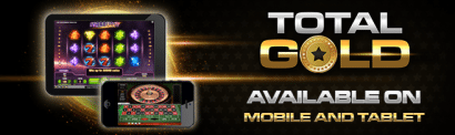 Total Gold Phone Slots Pay by Phone