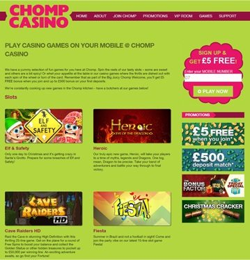 Free Mobile Slots for UK Players