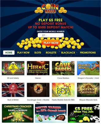 Mobile Casino UK Bonus