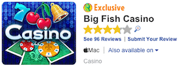 Big Fish Casino Reviews