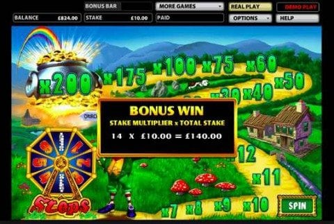 Rainbow Riches Real Money Wins