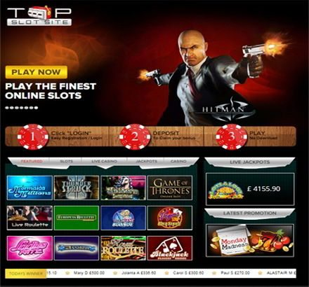 Best Gambling Sites | Top Online Casino | Take £200!