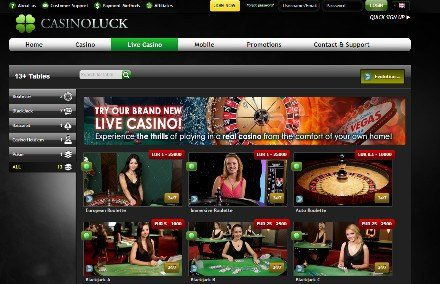 Enjoy Casino Luck on Your iPhone, Android and Tablets