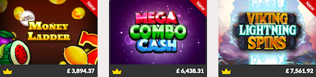 best payforit casino games UK