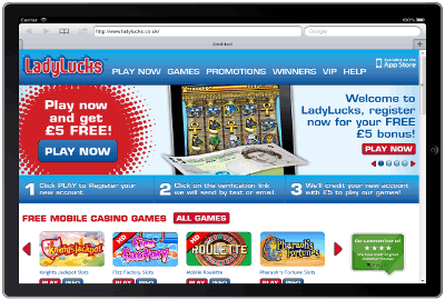 Our Fantastic Mobile Casino Games