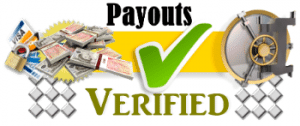 verified online casino payments
