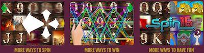 Casino Dukes Spin 16 Slots