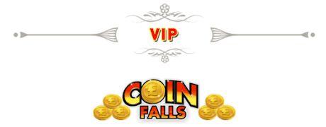 CoinFalls Casino VIP