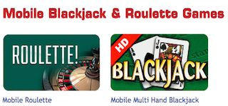 LadyLucks Casino Table Games