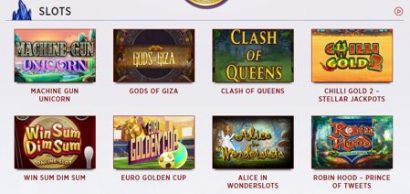 free play lucks casino games