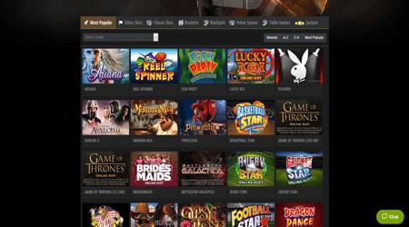 Casino Online Play