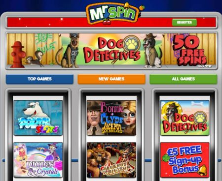 Mr Spin Casino Sign In Promotion Deals