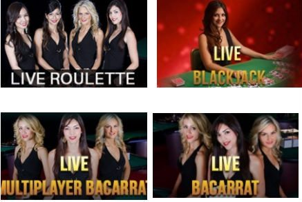 25% live dealer casino cashback