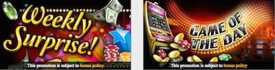 Mail Casino Deposit Match Bonus