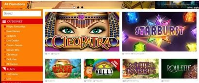 Top Slot Free Games