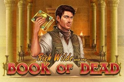 Slots Book of Dead £200 Bonus