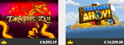 top UK mobile casino slots