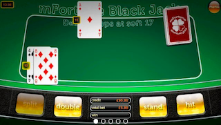 phone casino blackjack