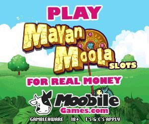 Play Mayan Moolah with Moobile Games