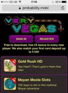 pay by phone billing slots very-vegas-mobile-casino
